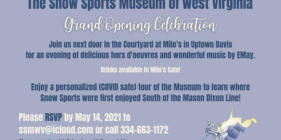Grand Opening Celeberation