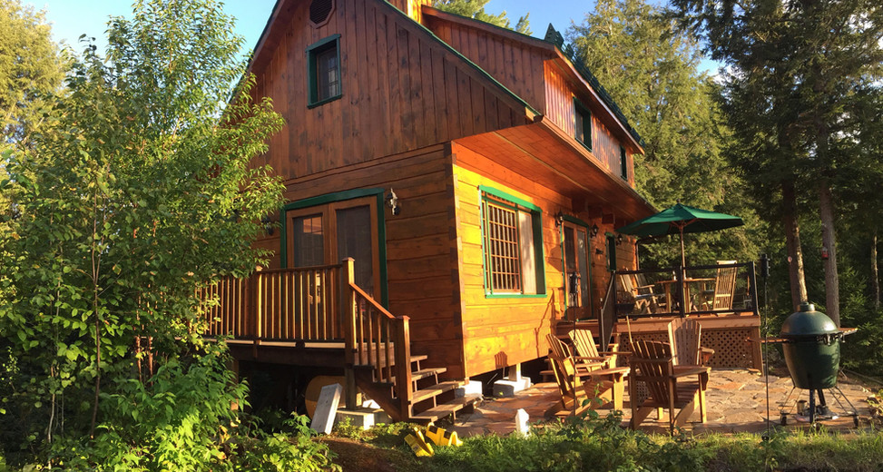 Bruces Cottage - Gold Rush