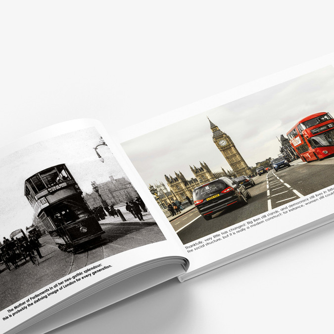 PHOTOGRAPHY BOOK LAYOUT DEIGN