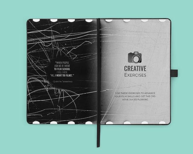 Journal Planner Design Film Video