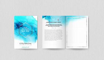 Spiritual Journal Planner Layout