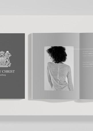 HENRY CHRIST COVER DESIGN