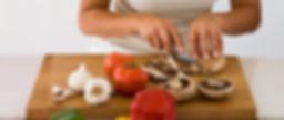 Préparation de repas alimentation Logis-Aide des Basques Trois-Pistoles