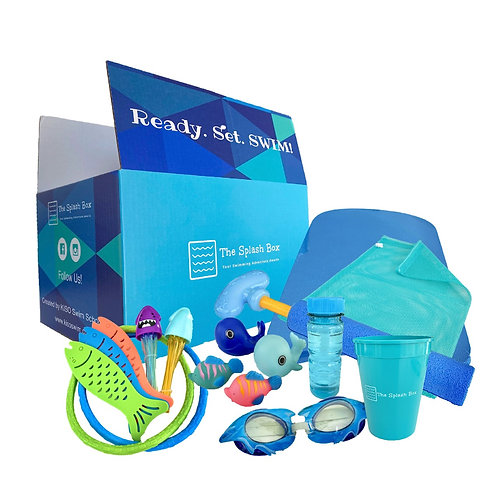 The Learn to Swim Splash Box