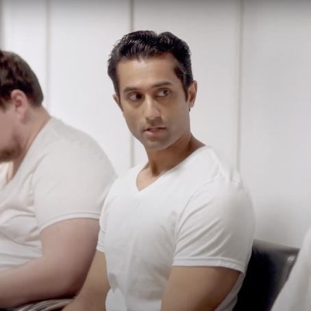 invisible brown man: Pritesh shah's short film calls out tokenism in Hollywood.