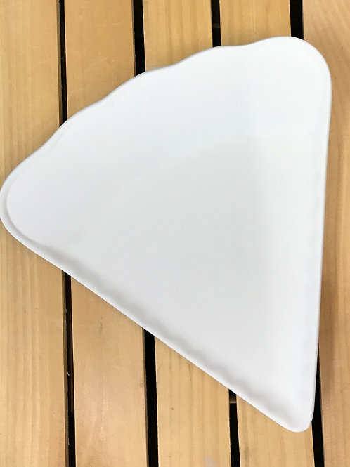 Large Pizza Slice Plate