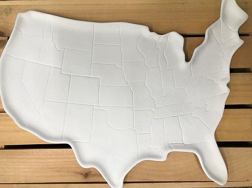 USA Platter-XL