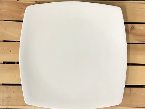 "11"" Square Dinner Plate"