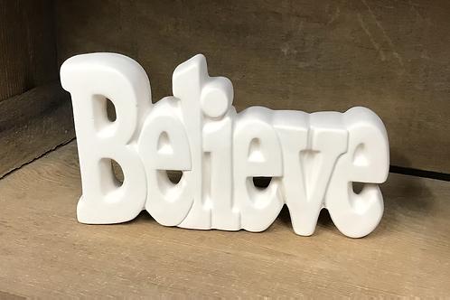 Believe Block