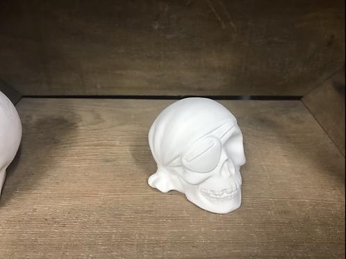 Small Pirate Skull