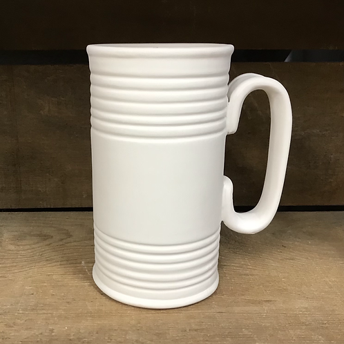 Large Tin Can Stein