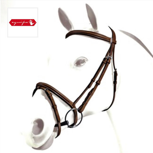 Equipe bridles and martingales