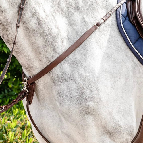 D40 Leather breastplate