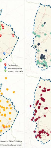 ArcGIS Online Interactive Web Map Summary