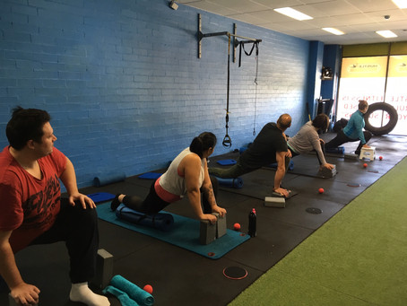 Weekend Stretch Therapy classes