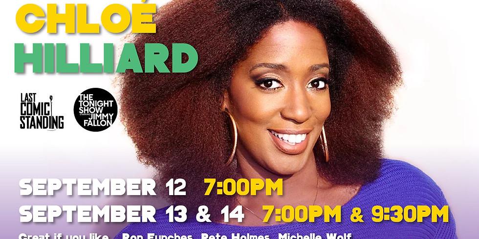 Vermont Comedy Club • 9/12 - 14
