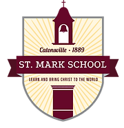 St. Mark School logo