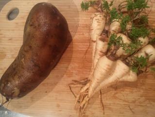 Les poires de terre et le persil bulbeux vous connaissez ?