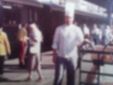 C. MAROTEL sur le Venise Simplon Orient Express