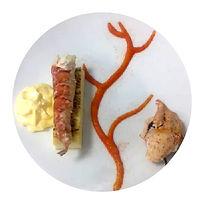 Assiette traiteur de homard