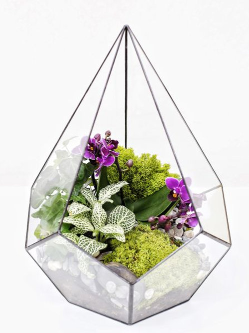 Орхидея (32x26x26)