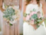 букет невесты, оформление свадьбы, растения для свадьбы, сердце с суккулентами