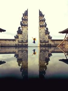 gates of heaven, wanderprenuer, bali, adventure, instagram guide