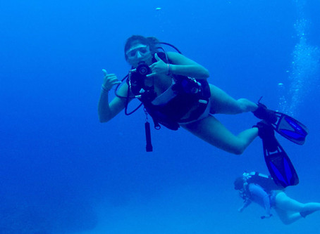 Diving in the Cayman Islands