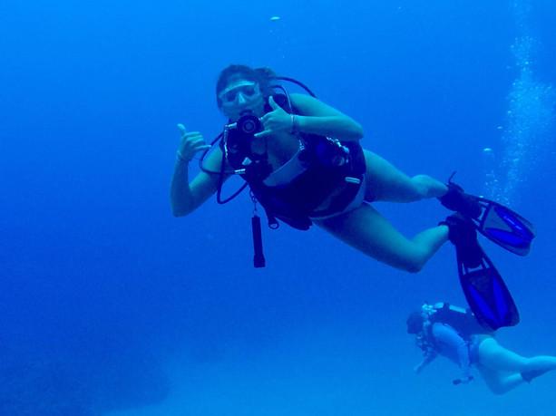 Scuba Diving in Cayman Islands