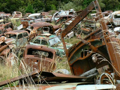 ECO Alphabet: Week 10: Junkyards