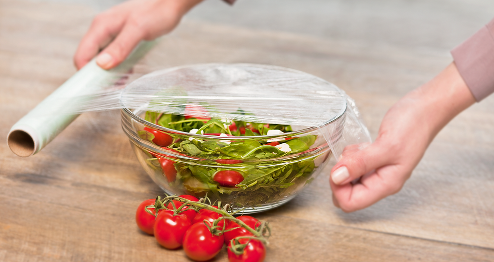 plastic wrap, cling wrap, plastic, nonrecyclable, recycle, pollution, plastic pollution,
