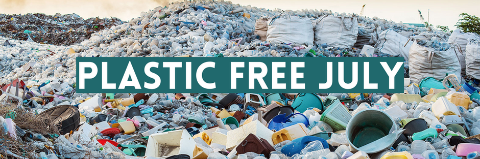How to Rock Plastic Free July Without Spending Any Money