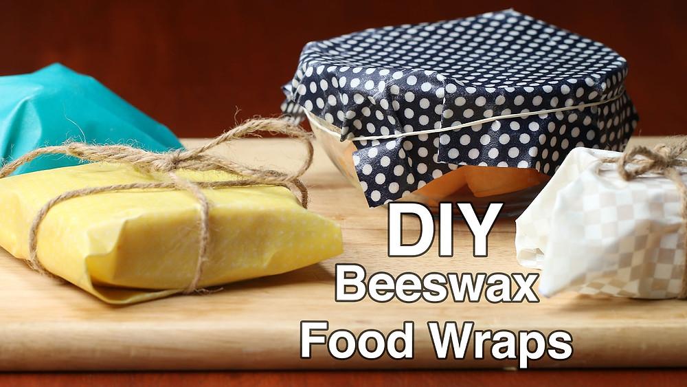 plastic wrap, cling wrap, plastic, nonrecyclable, recycle, pollution, plastic pollution, bees wax wrap, beeswrap