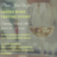 GCWC - Ladies Wine Tasting - Invite.png