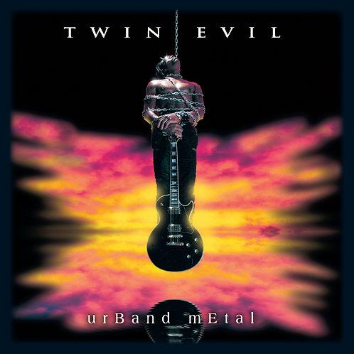 Twin Evil, urBand mEtaL, Album Cover
