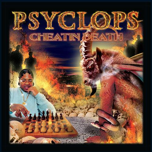 Pysclops, Cheatin Death, Album Cover