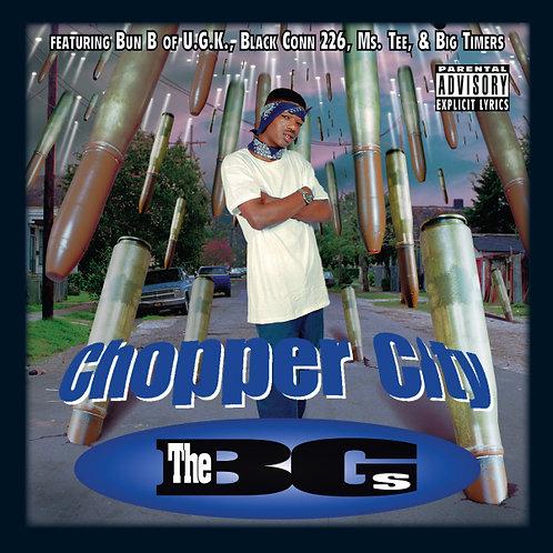 BG, Chopper City, Album Cover