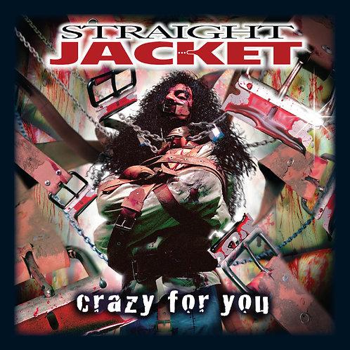 Straight Jacket, Crazy For You, Album Cover