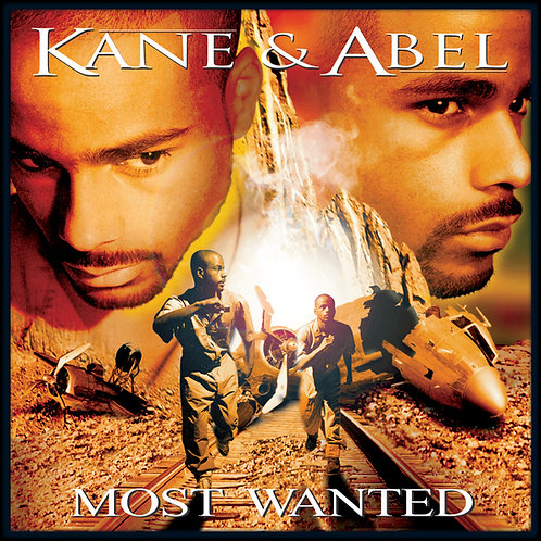 Kane and Abel, Most Wanted, Album Cover