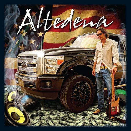 Altedena, Album Cover