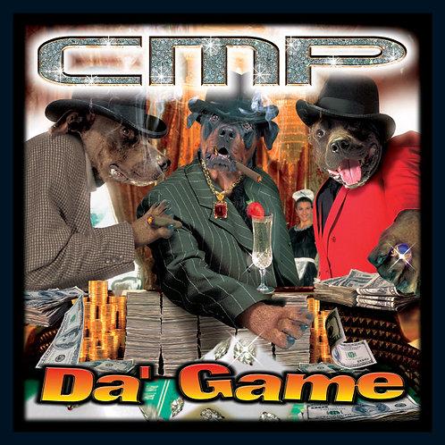 CMP, Da' Game, Album Cover