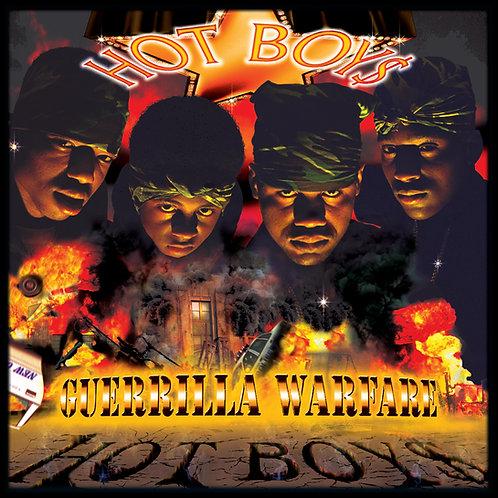 Hot Boys, Guerrilla Warfare, Album Cover