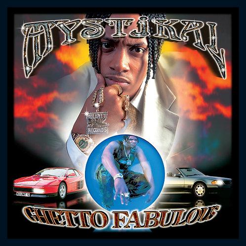 Mystikal, Ghetto Fabulous, Album Cover