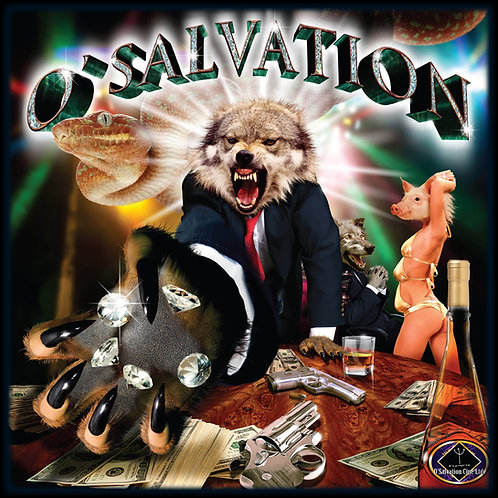 O'Salvation, Album Cover
