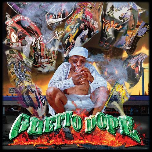 Master P, Ghetto Dope, Album Cover