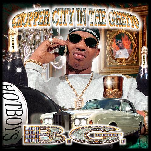 B.G., Chopper City in the Ghetto, Album Cover