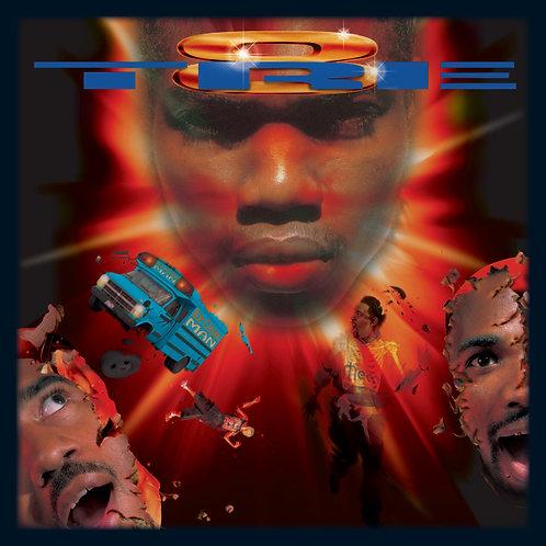 TRE 8, Album Cover