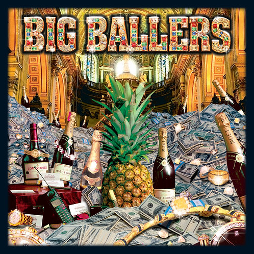 Big Ballers, Album Cover