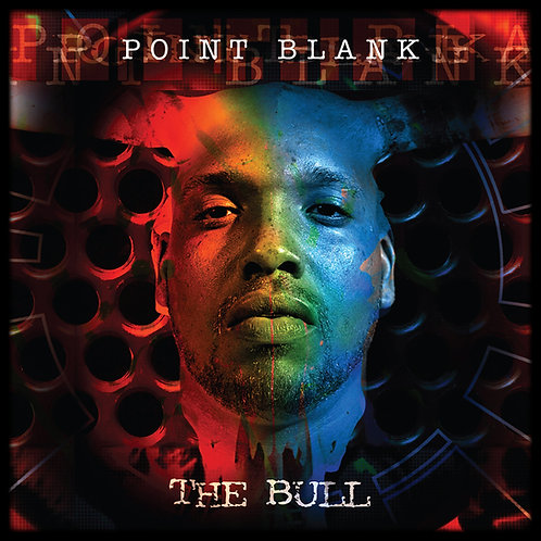 Point Blank, The Bull, Album Cover