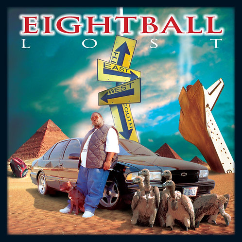 Eightball, Lost, Album Cover